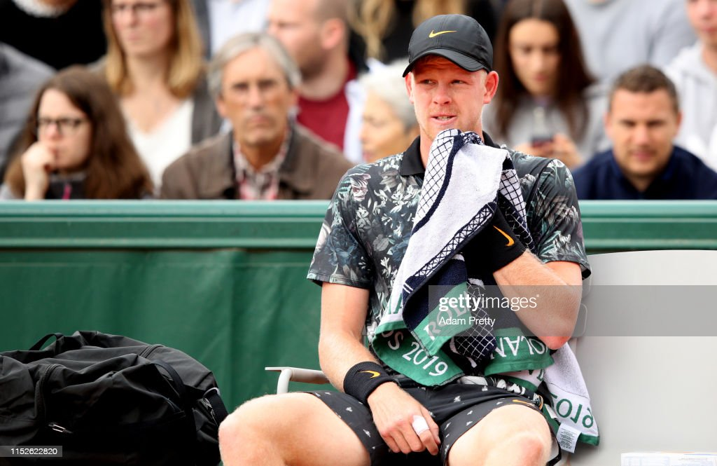 2019 French Open - Day Five : News Photo