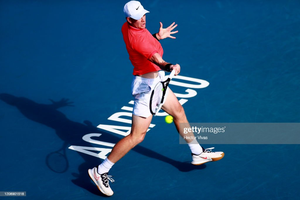 Telcel ATP Mexican Open 2020 - Day 3 : News Photo