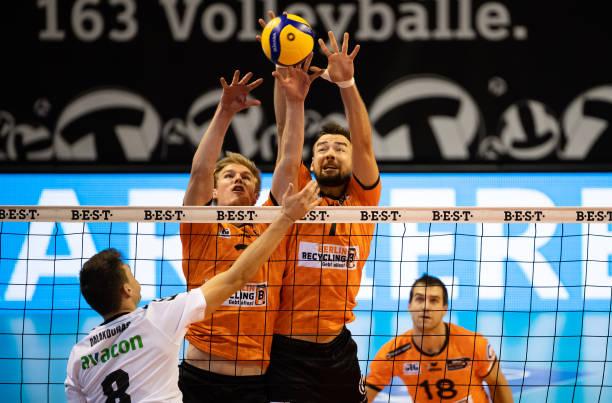 DEU: Berlin Recycling Volleys v Helios Grizzlys Giesen - Volleyball Bundesliga