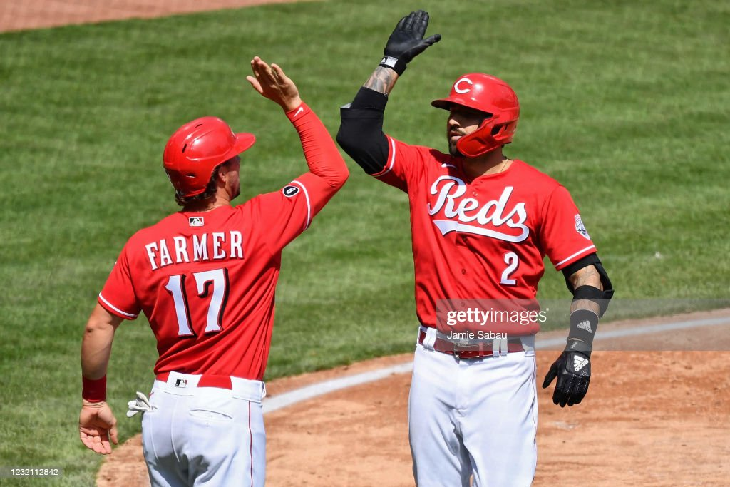 St. Louis Cardinals v Cincinnati Reds : News Photo
