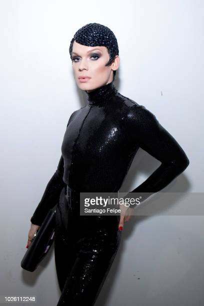 Kyle Farmery attends Wigstock 2018 at Pier 17 on September 1 2018 in New York City