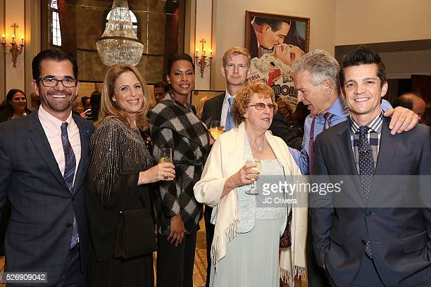 Kyle Fritz Kathe Mazur Kearran Giovanni Bill Bochtrup Tony Denison and Jonathan Del Arco attend Covenant House Of California's Annual Fundraising...