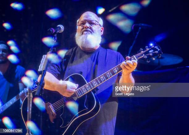 Kyle Gass of Tenacious D perfoms during the Post Apocalypto Tour at The Fillmore on November 12 2018 in Detroit Michigan