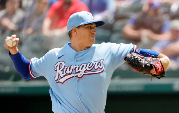 TX: Baltimore Orioles v Texas Rangers