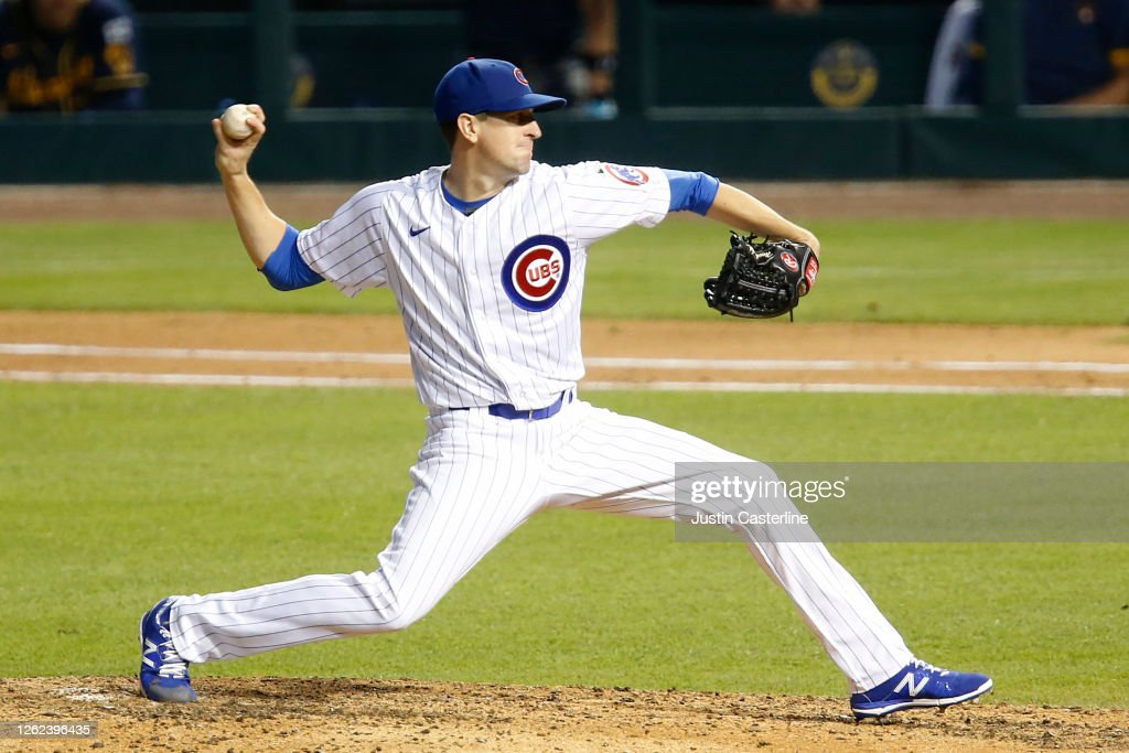 Milwaukee Brewers  v Chicago Cubs : ニュース写真