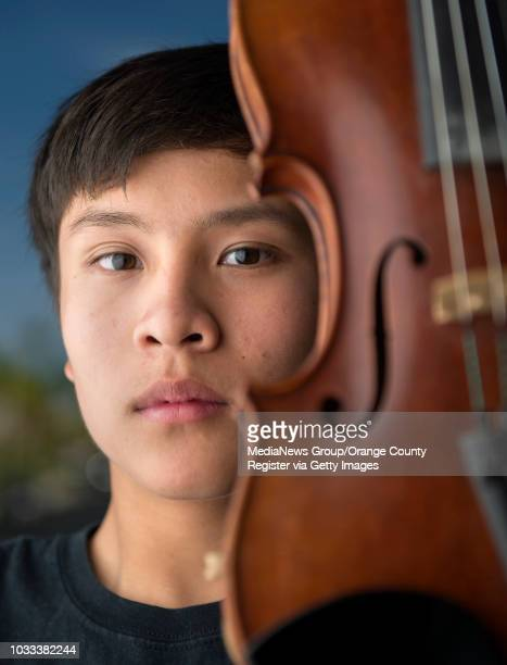Kyle Hira a senior at Tesoro High School, was awarded the Herb Alpert Scholarship while at the California State Summer School for the Arts....