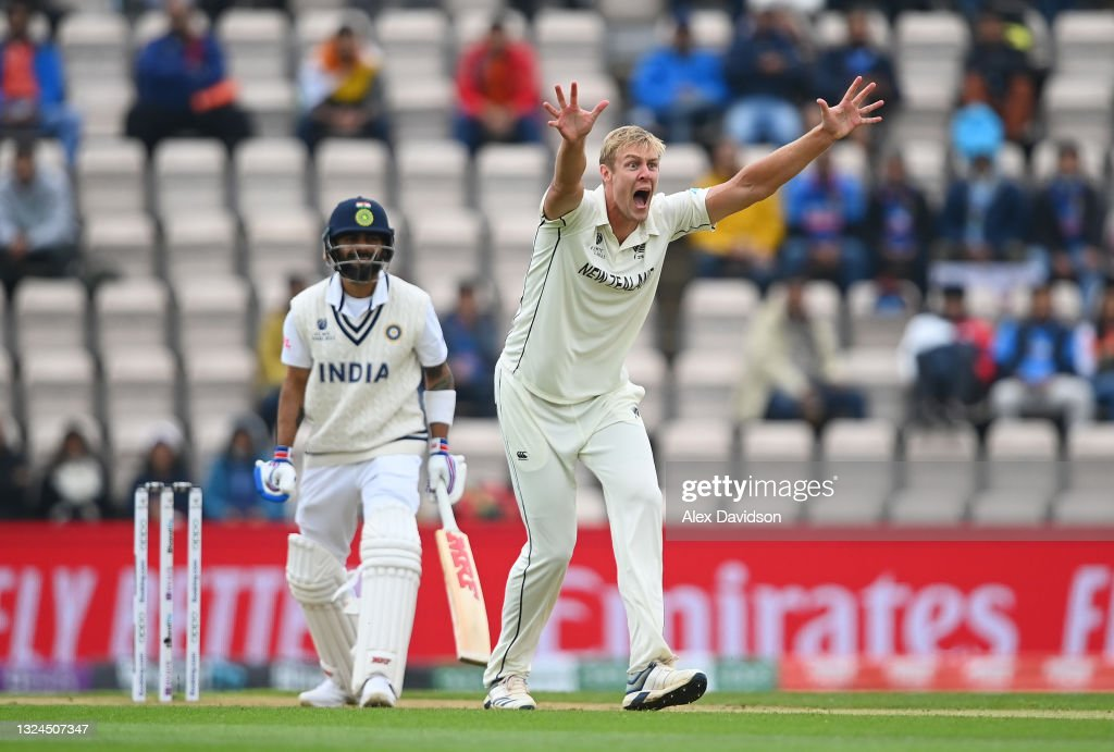 India v New Zealand - ICC World Test Championship Final: Day 3 : News Photo