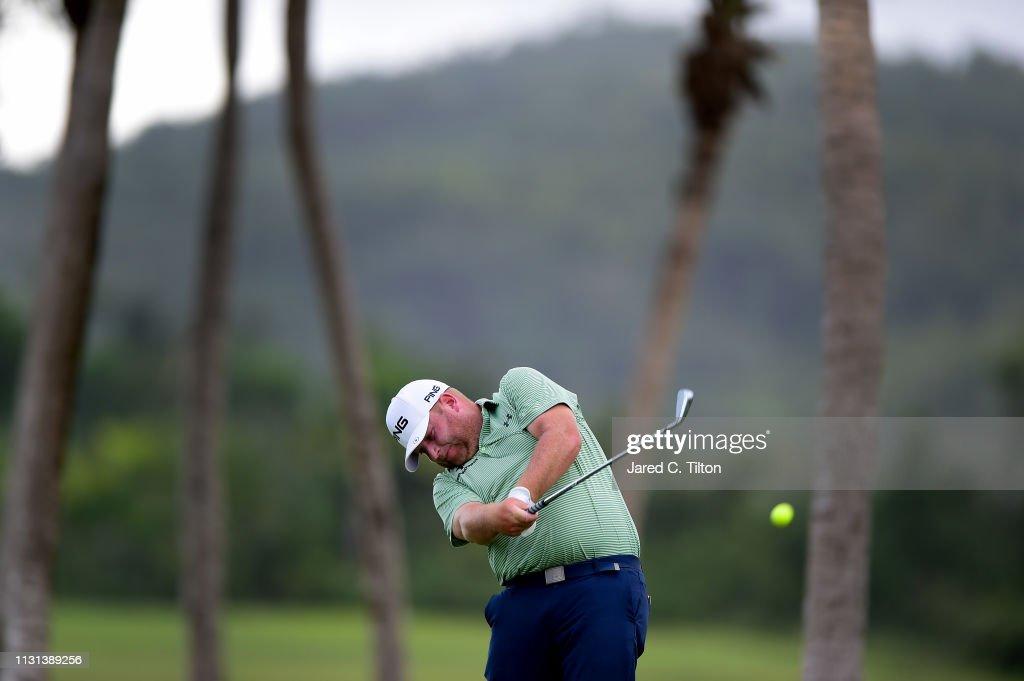 PRI: Puerto Rico Open - Round Two