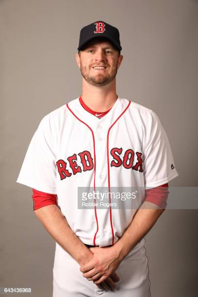 Kyle Kendrick of the Boston Red Sox poses during Photo Day on Sunday February 19 2017 at JetBlue Park in Fort Myers Florida
