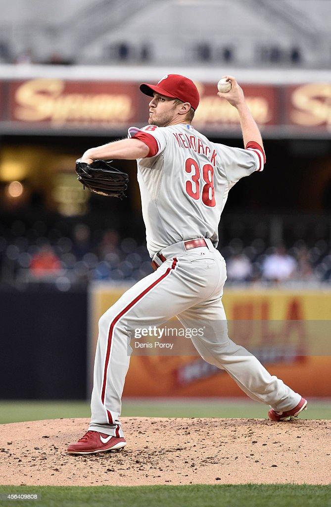 Philadelphia Phillies v San Diego Padres : Foto jornalística
