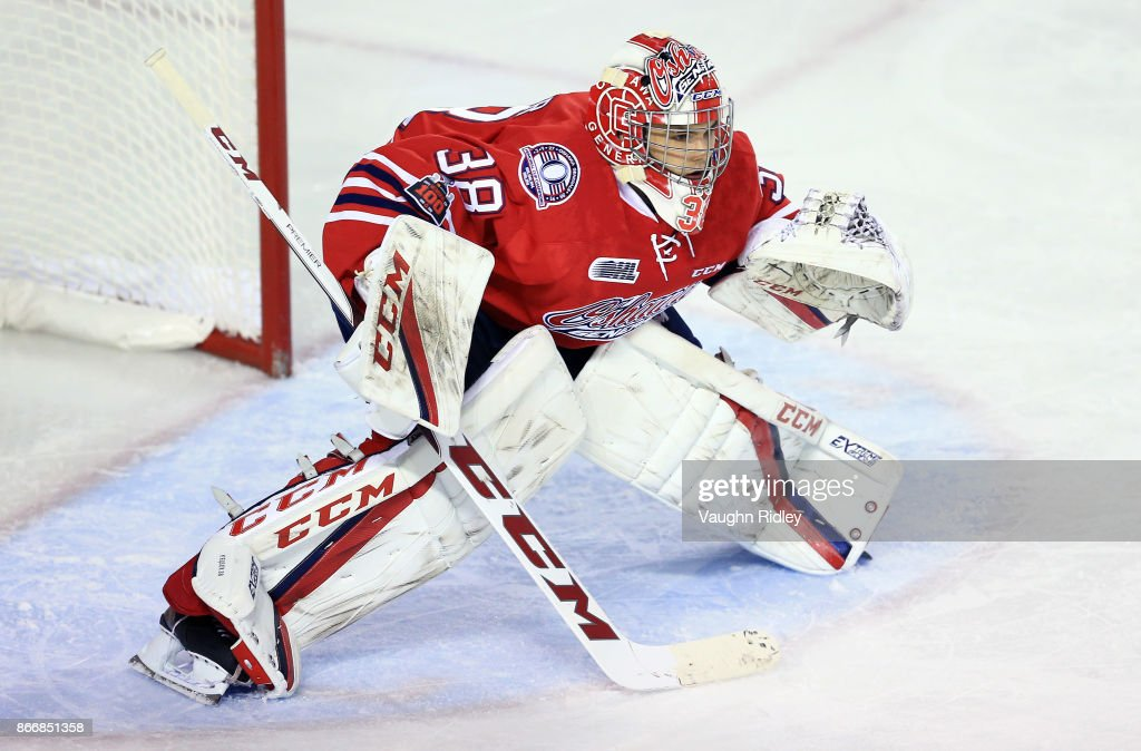 Oshawa Generals v Niagara IceDogs : News Photo