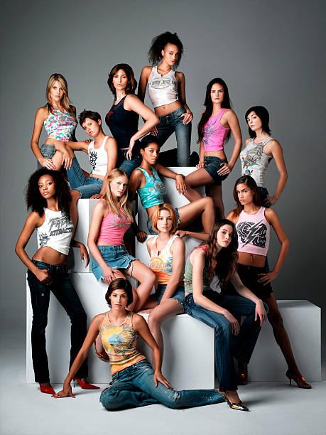 Fotos Und Bilder Von Americas Next Top Model Cycle 5 Getty Images