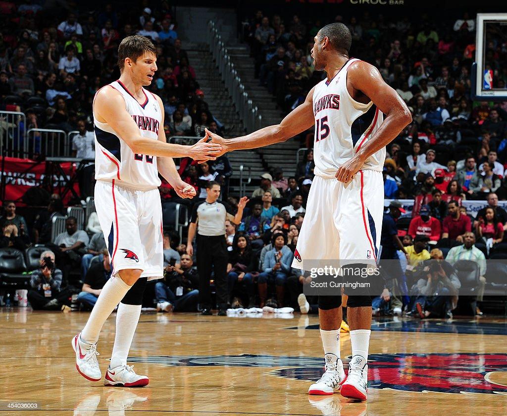 Cleveland Cavaliers v Atlanta Hawks : News Photo