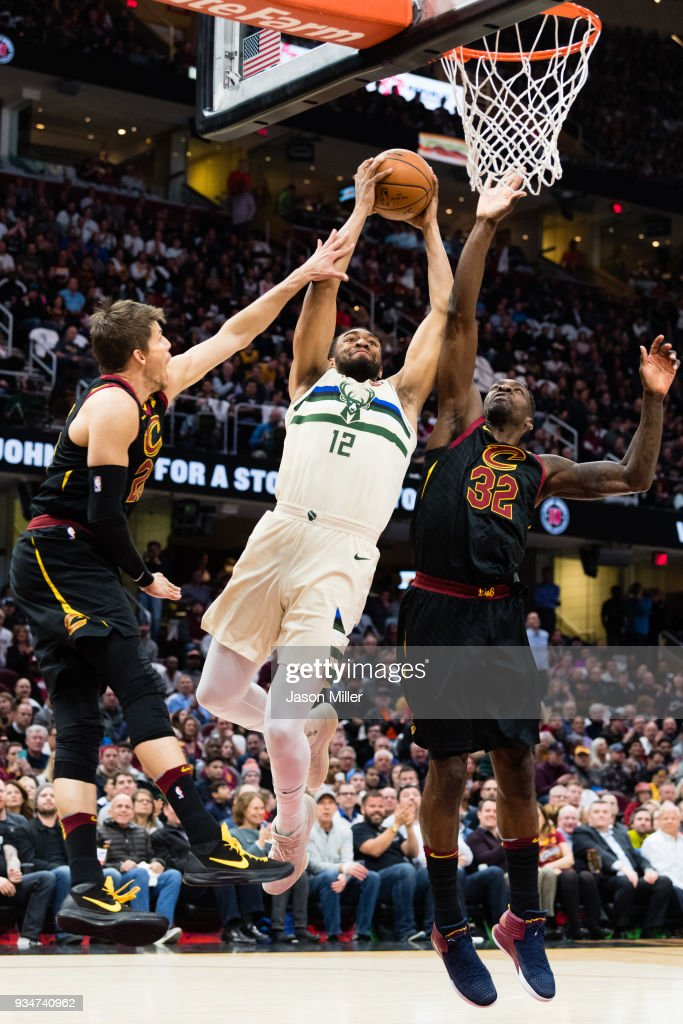 Milwaukee v Cleveland Cavaliers : News Photo