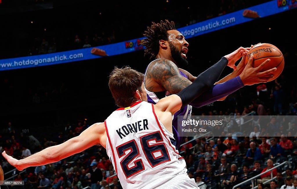 Sacramento Kings v Atlanta Hawks : News Photo