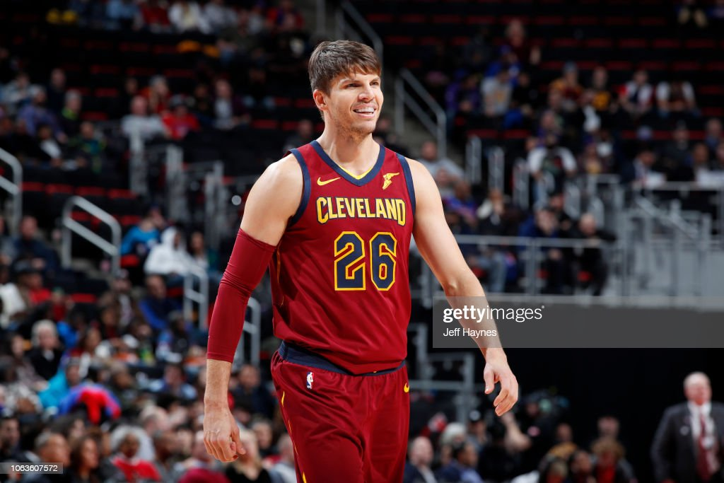 Cleveland Cavaliers v Detroit Pistons : News Photo