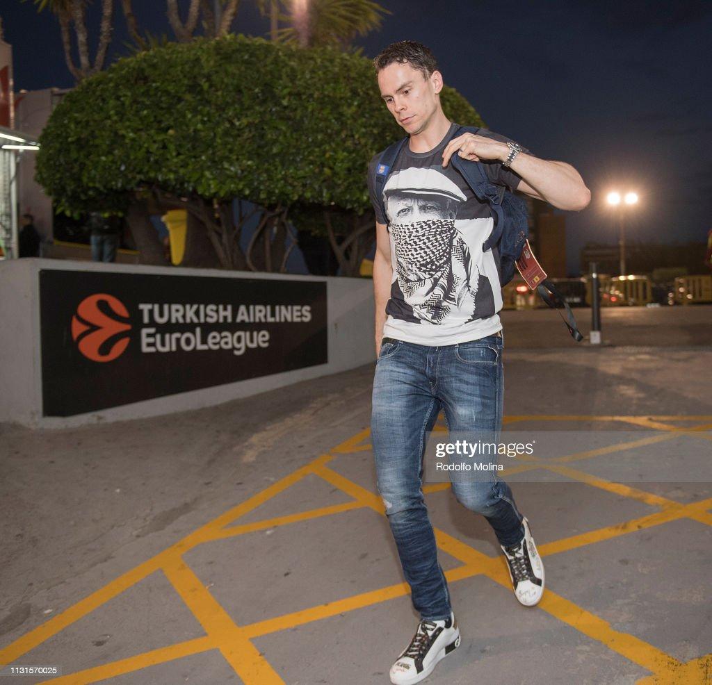 ESP: FC Barcelona Lassa v Herbalife Gran Canaria - Turkish Airlines EuroLeague