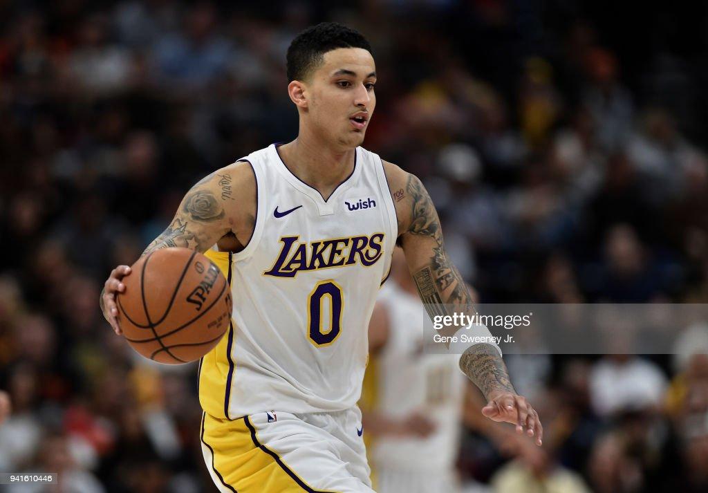 Los Angeles Lakers v Utah Jazz : News Photo