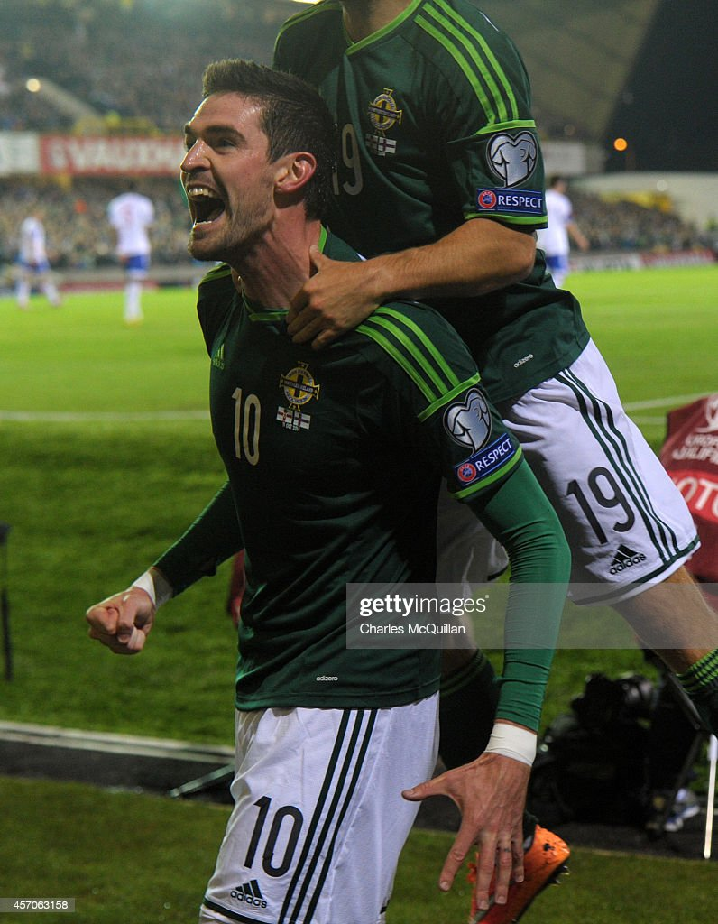 Northern Ireland v Faroe Islands - EURO 2016 Qualifier : News Photo