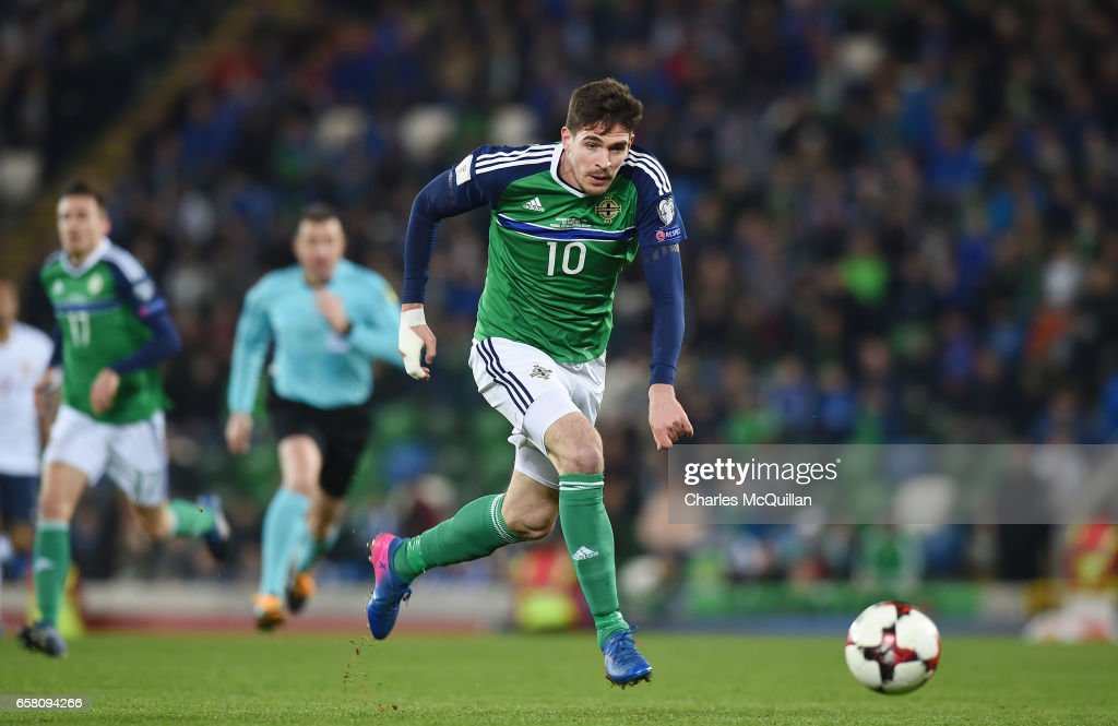 Northern Ireland v Norway - FIFA 2018 World Cup Qualifier : News Photo