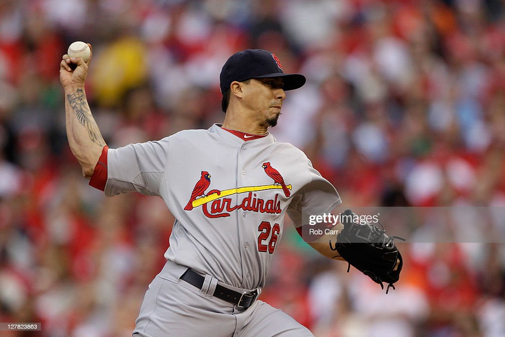 St Louis Cardinals v Philadelphia Phillies - Game 1