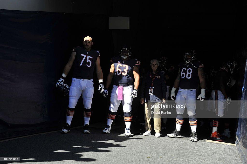 New Orleans Saints v Chicago Bears : News Photo
