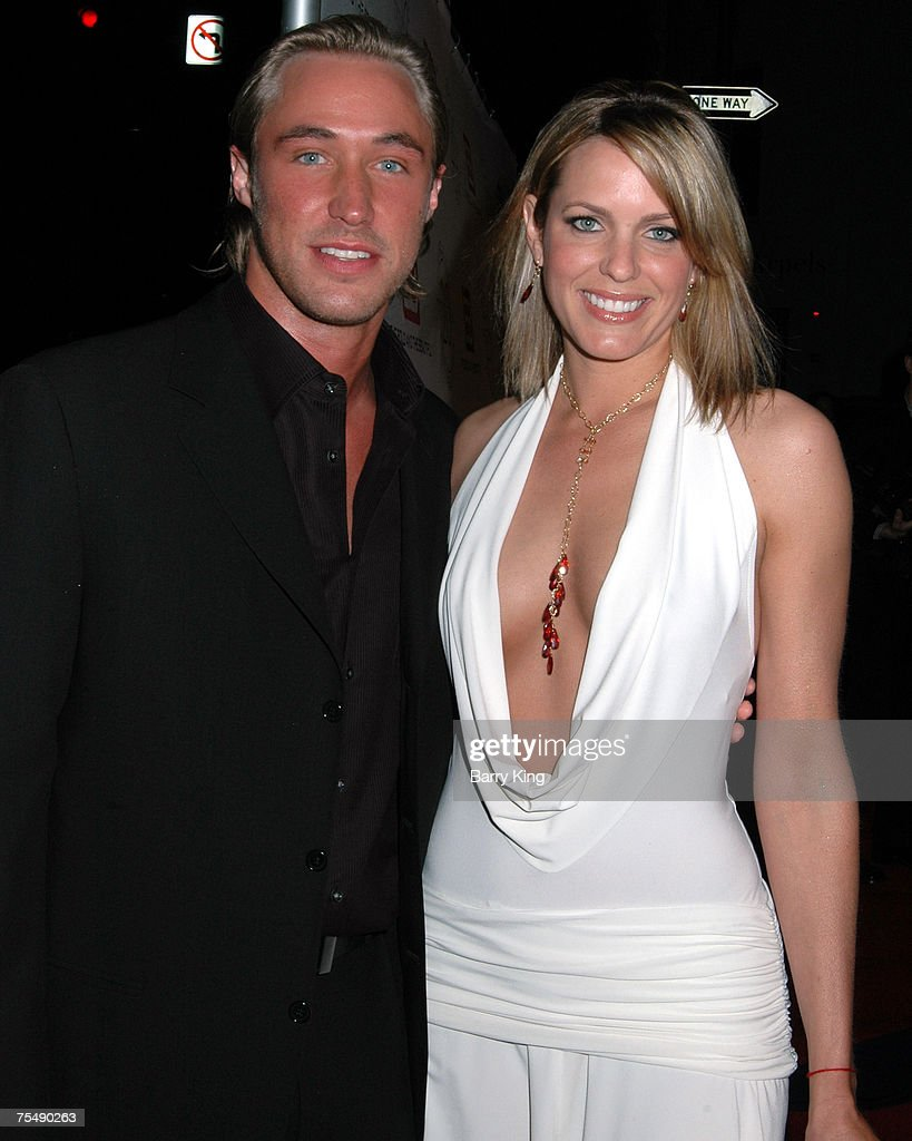 Kyle Lowder and Arianne Zuker at the Two Rodeo in Beverly Hills, CA.