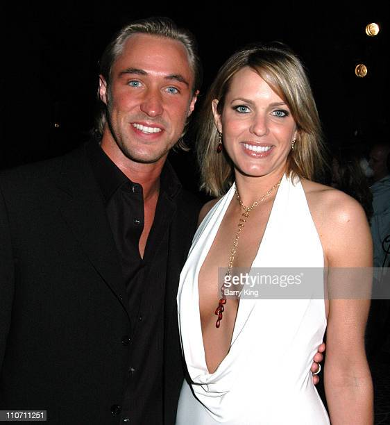 Kyle Lowder and Arianne Zuker during 'The Bold and the Beautiful' 20th Anniversary Gala Arrivals at Two Rodeo in Beverly Hills California United...