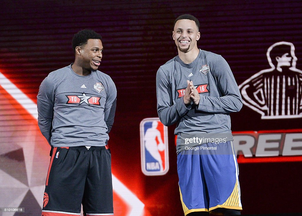 2016 NBA All-Star Saturday Night : News Photo