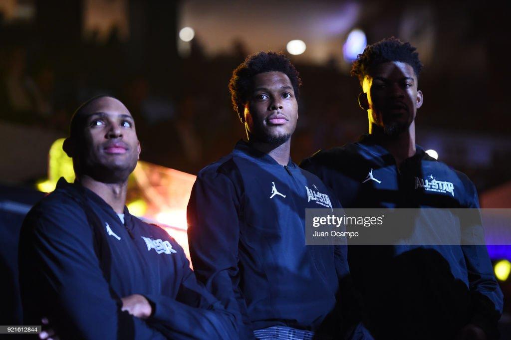 2018 NBA All-Star Game : Foto di attualità