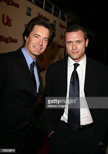 Kyle MacLachlan and Jason O'Mara