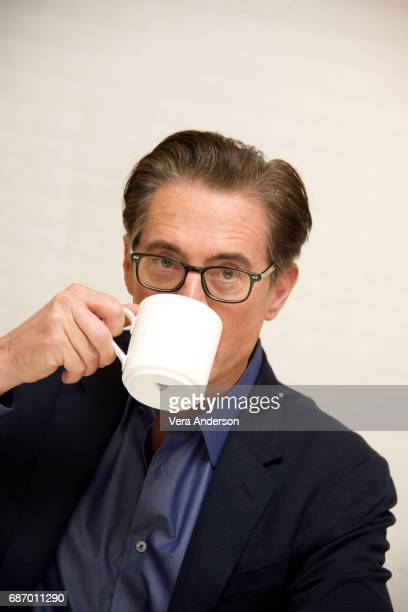 Kyle MacLachlan at the 'Twin Peaks' Press Conference at the Four Seasons Hotel on May 22 2017 in Beverly Hills California