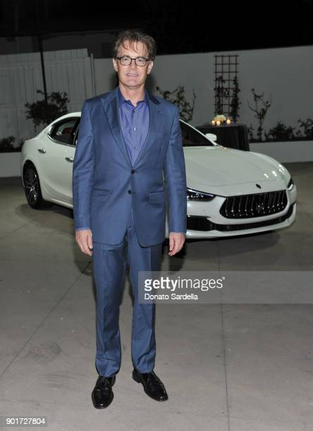 Kyle MacLachlan attends Esquire and the Medavoys host a party to celebrate the Golden Globes presented by Maserati at Private Residence on January 5...
