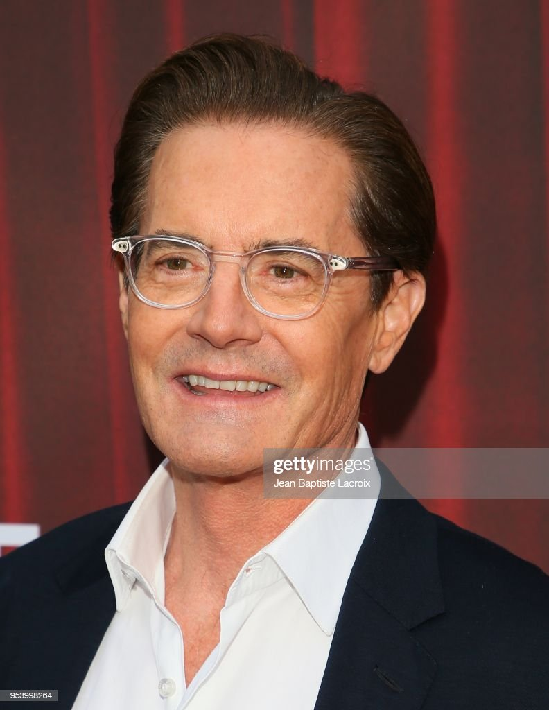 Kyle MacLachlan attends For Your Consideration Event for Showtime's 'Twin Peaks' on May 02, 2018 in Los Angeles, California.