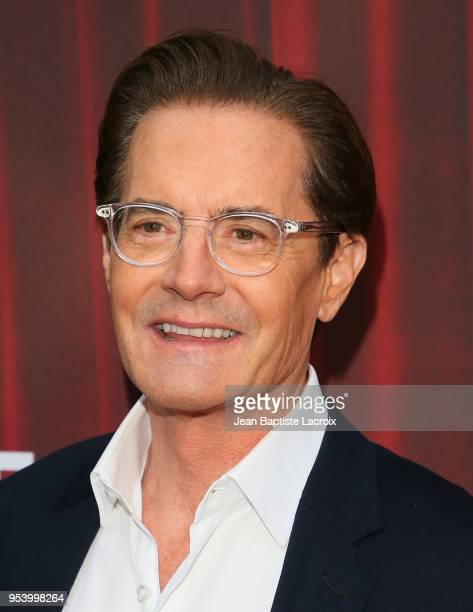 Kyle MacLachlan attends For Your Consideration Event for Showtime's Twin Peaks on May 02 2018 in Los Angeles California