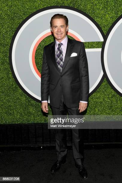 Kyle MacLachlan attends the 2017 GQ Men of the Year party at Chateau Marmont on December 7 2017 in Los Angeles California