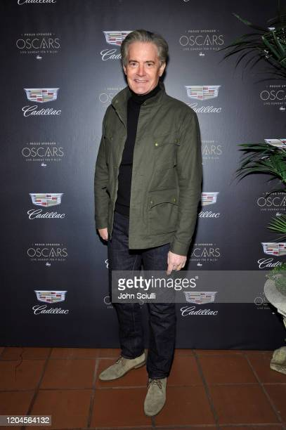 Kyle MacLachlan attends the Cadillac Oscar Week Celebration at Chateau Marmont on February 6, 2020 in Los Angeles, California.