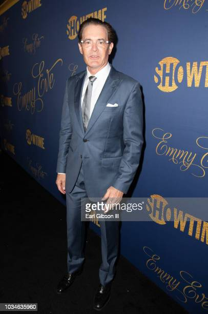 Kyle MacLachlan attends the Showtime Emmy Eve Nominees Celebration at Chateau Marmont on September 16, 2018 in Los Angeles, California.