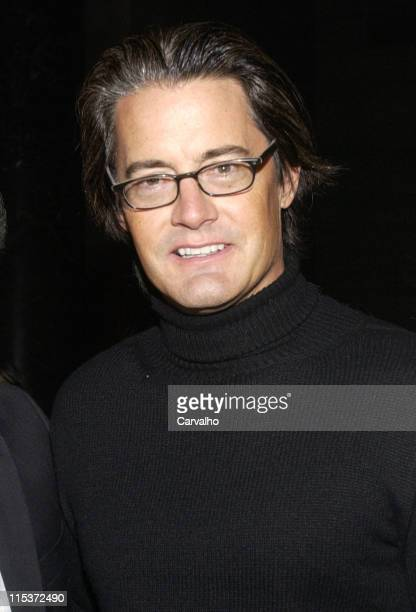 Kyle MacLachlan during 'Raging Bull' 25th Anniversary and Collector's Edition DVD Release Celebration After Party at Cipriani's in New York City New...