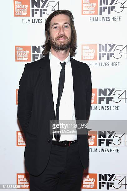 Kyle Martin attends the 54th New York Film Festival 'My Entire High School' Premiere on October 10 2016 in New York City