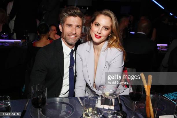 Kyle Martino and Eva Amurri Martino attend the BAM Gala 2019 on May 15 2019 in New York City
