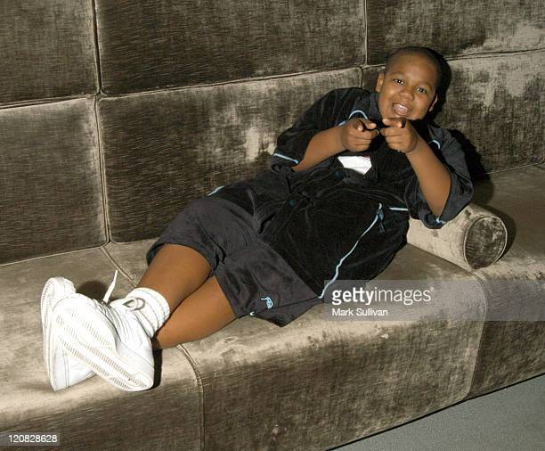 Kyle Massey during Screen Actors Guild Foundation Launches Conversations With Kids at Pacific Design Center in West Hollywood United States
