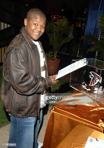 Kyle Massey during Tiger Woods Learning Center's 2006 Block Party at The Grove in Anaheim California United States