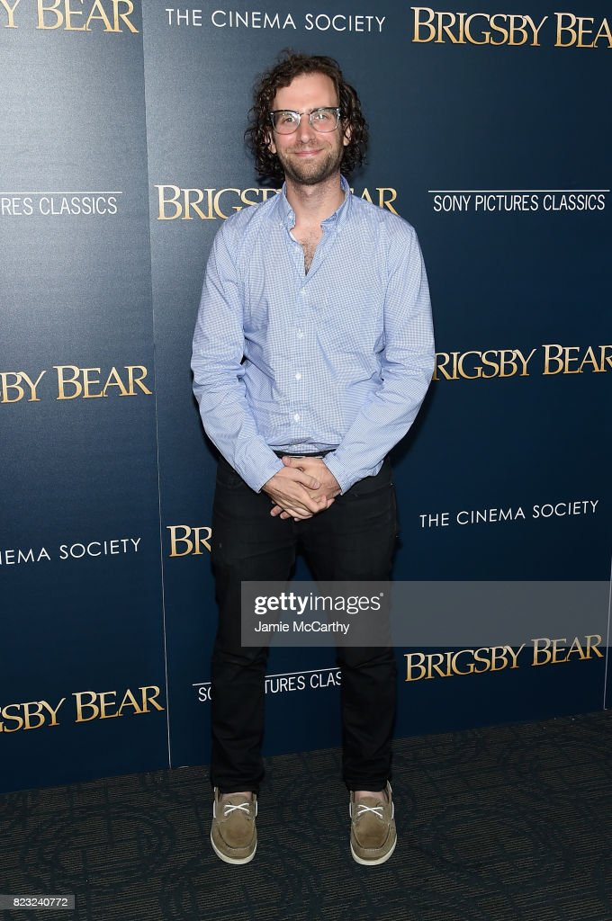"Sony Pictures Classics & The Cinema Society Host A Screening Of ""Brigsby Bear""- Arrivals"