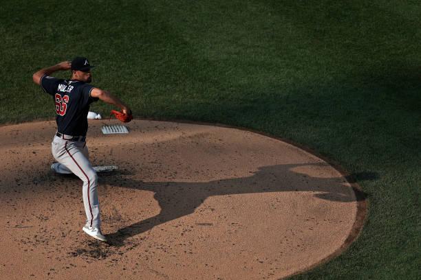 NY: Atlanta Braves v New York Mets - Game One