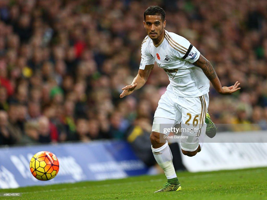 Norwich City v Swansea City - Premier League : News Photo