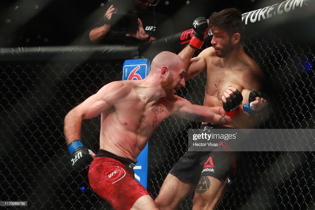 UFC Fight Night Rodriguez v Stephens : News Photo