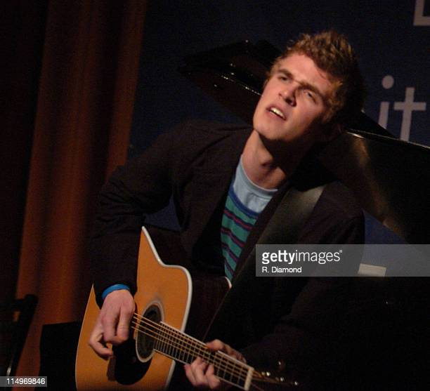 Kyle Riabko during GRAMMY Entertainment Law Initiative February 11 2005 at Regent Beverly Wilshire Hotel in Beverly Hills CA United States Photo by R...