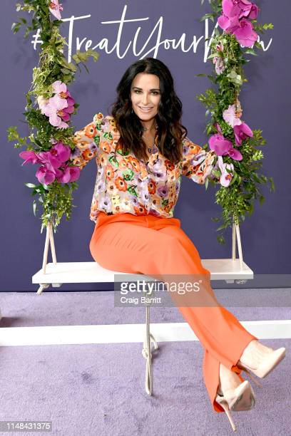 Kyle Richards and Allergan Celebrate Mother's Day on May 11 2019 in New York City
