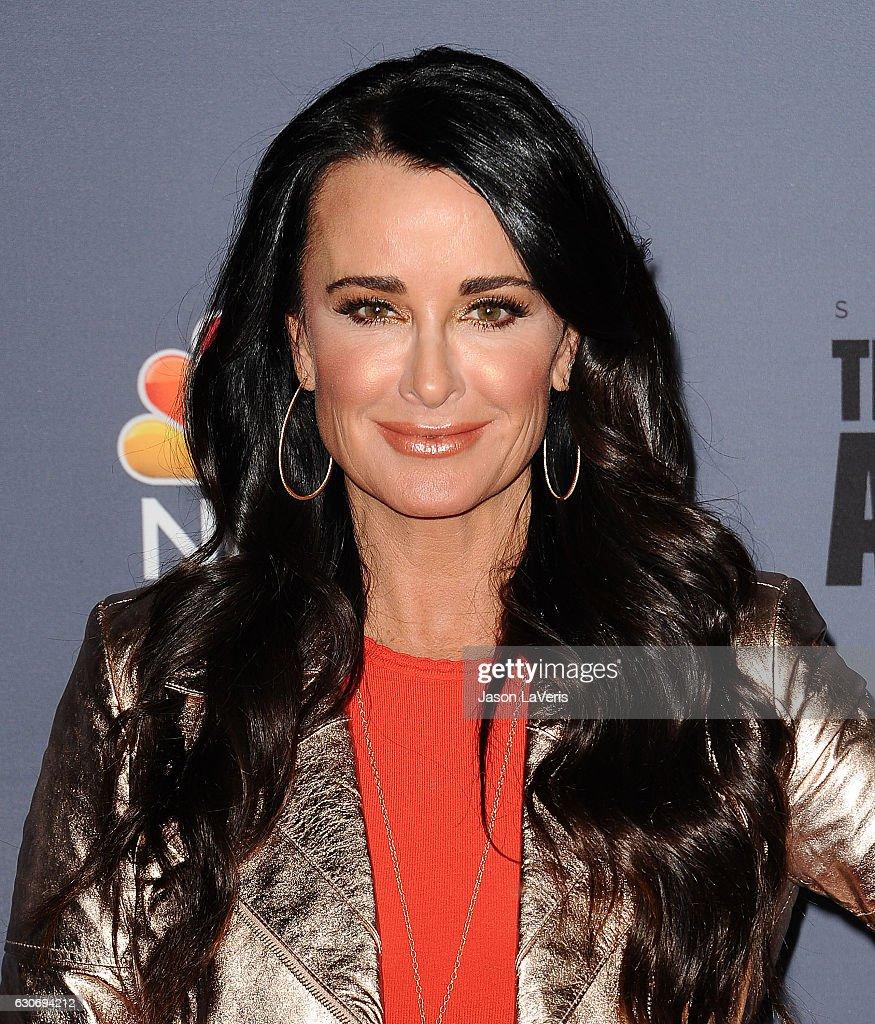 "Press Junket For NBC's ""Celebrity Apprentice"" - Arrivals"